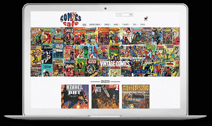 ComicsCafe